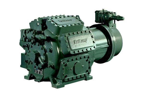RefPower è distributore autorizzato per l'Italia e l'Europa dei compressori a vite e a pistoni RefComp