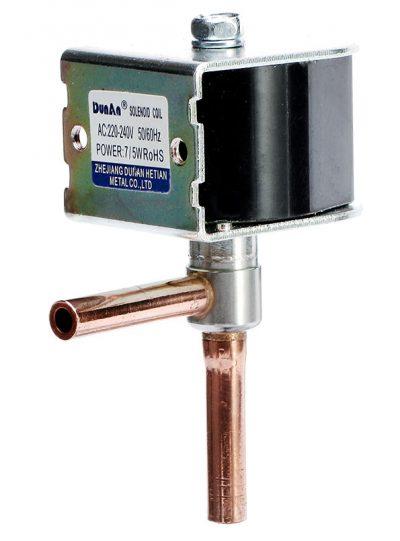 RefPower - Dunan CO2 Solenoid Valve RDF SERIES