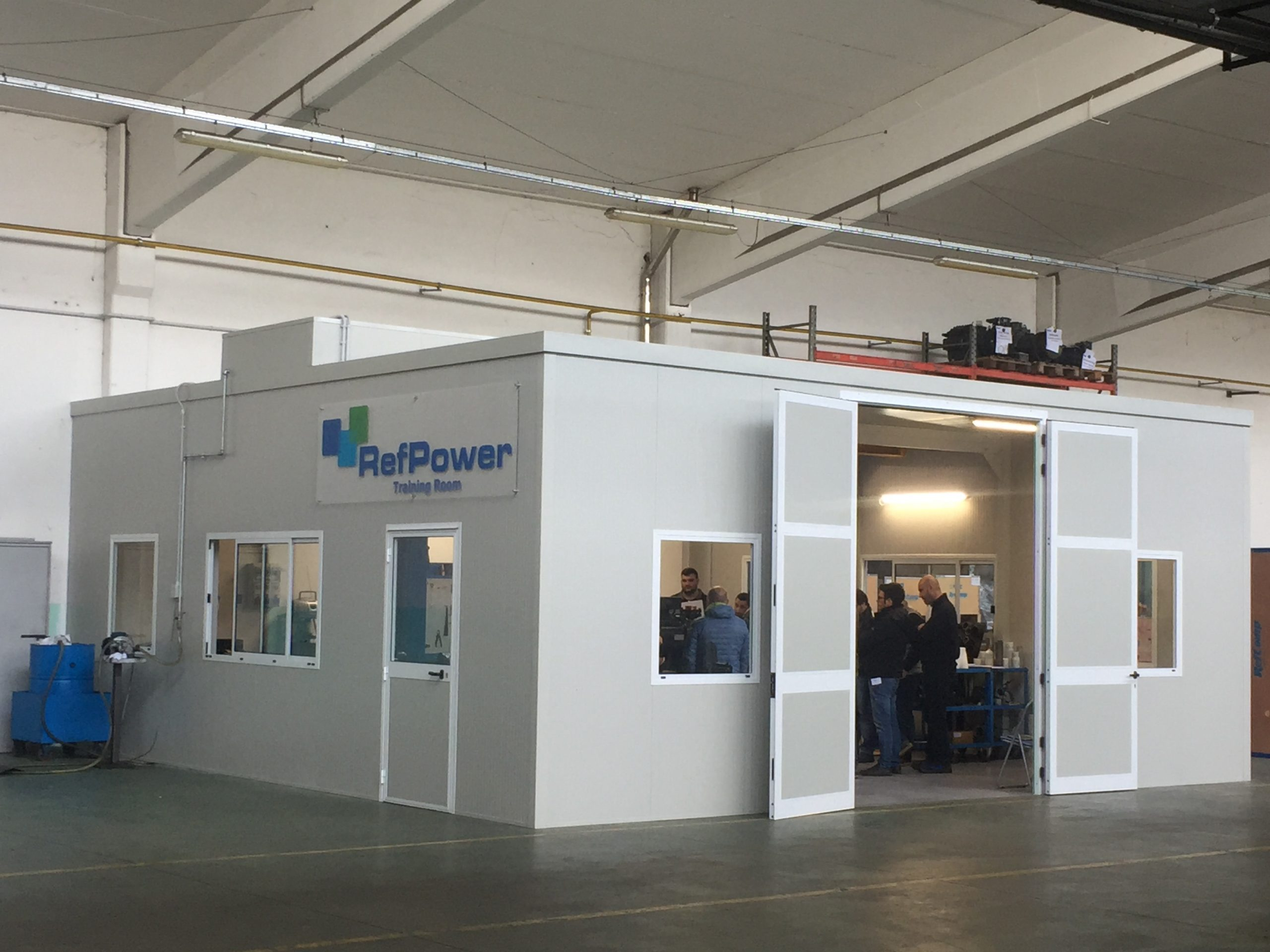 RefPower - Officina
