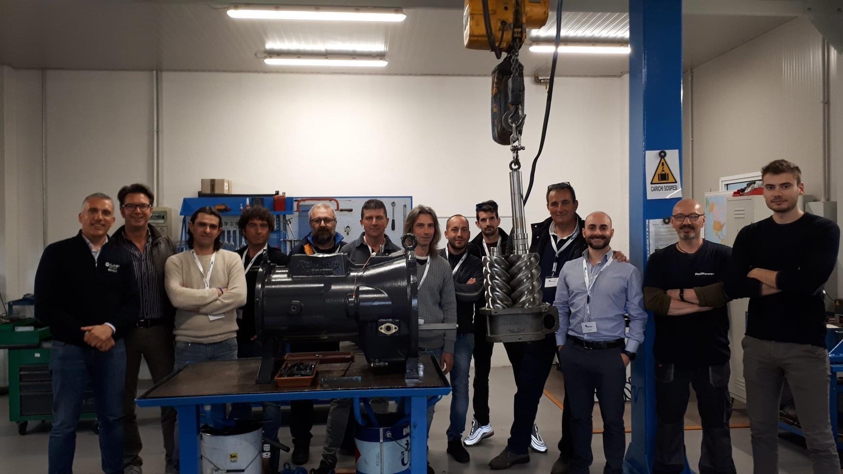 RefPower - Lonigo - Vicenza - Veneto - Italia