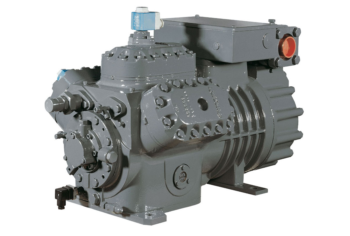 RefPower - RefComp Compressor - Air Conditioning - 134-S series