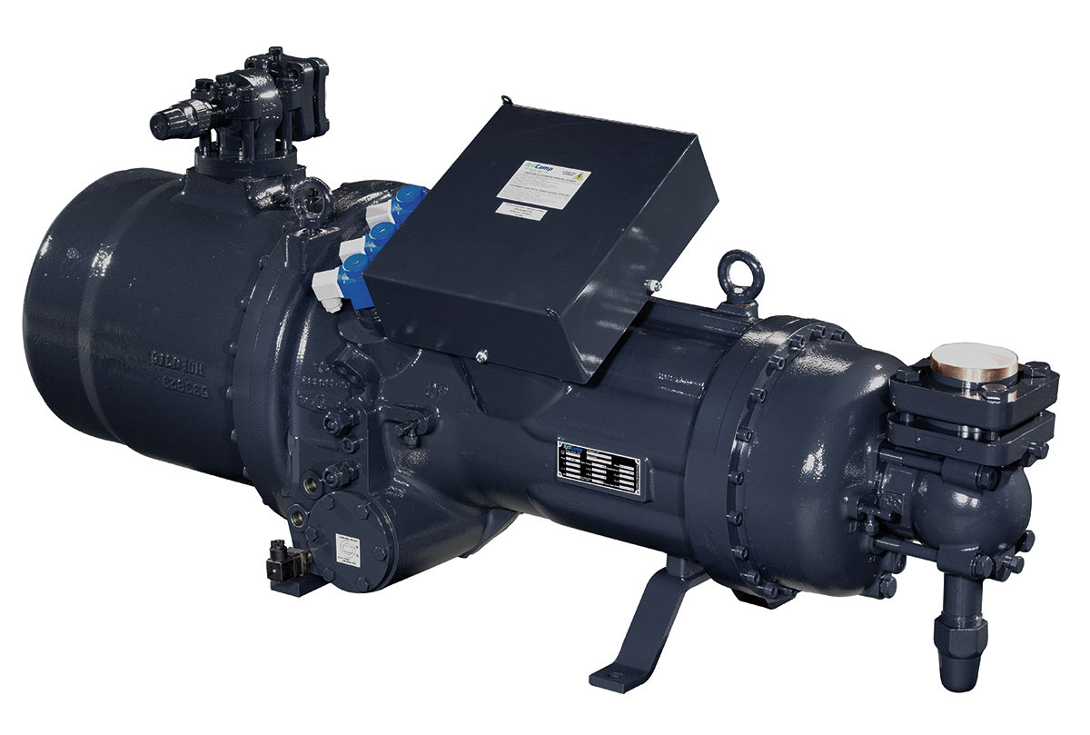 RefPower - RefComp Compressors - Air Conditioning - 134-S series