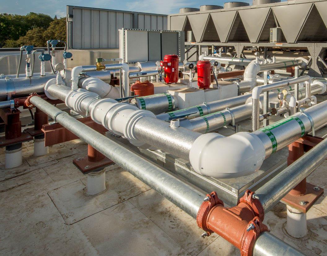 I compressori a vite RefPower sono impiegati nelle macchine per il raffreddamento delle celle frigorifere che conservano qualsiasi tipo di materiale (alimentare e non) con temperatura e/o umidità controllate.