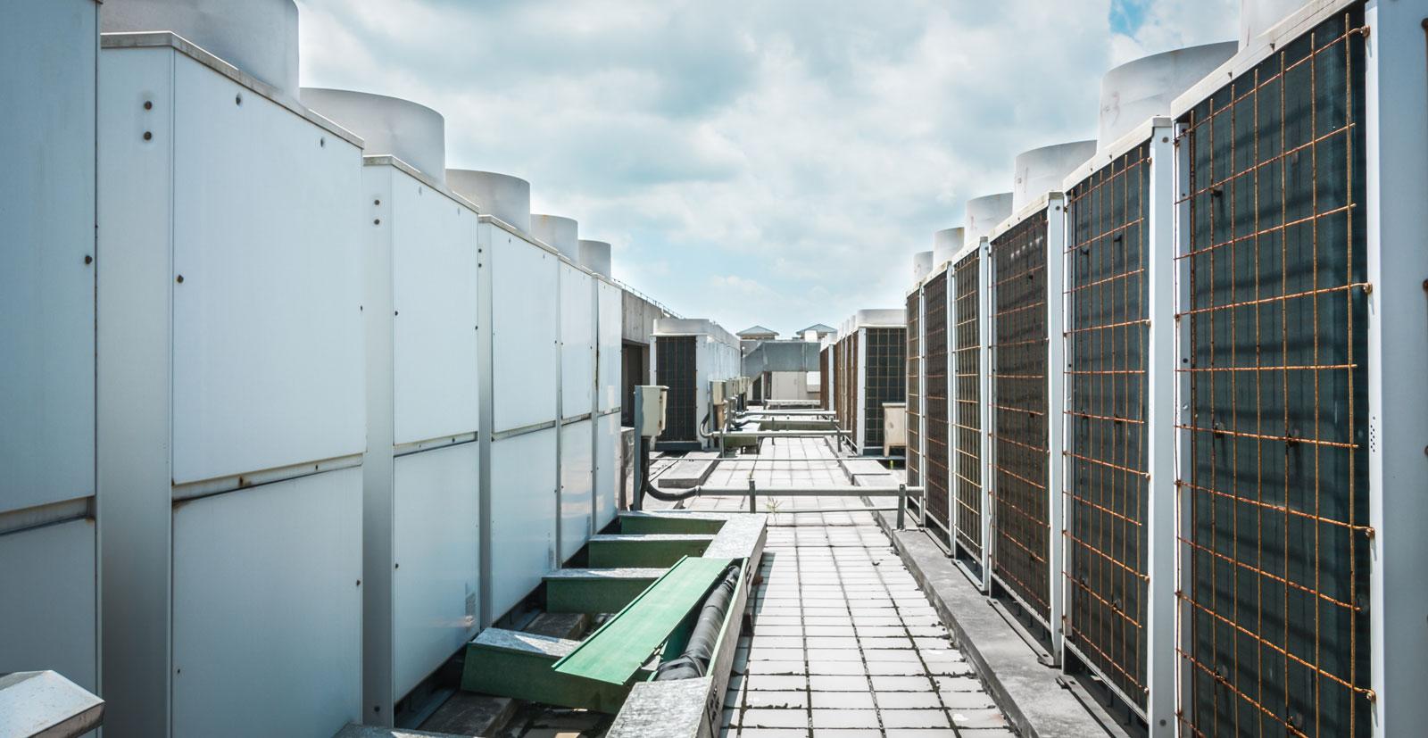RefPower fornisce compressori per impianti di aria condizionata o di ventil-convettori.
